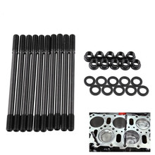 Cylinder Head Stud Kit 208-4303Kit For Honda/Acura GSR B18C1 B18C5 B20 VTEC LS VTEC genuine honda 12100 p13 000 cylinder head assembly