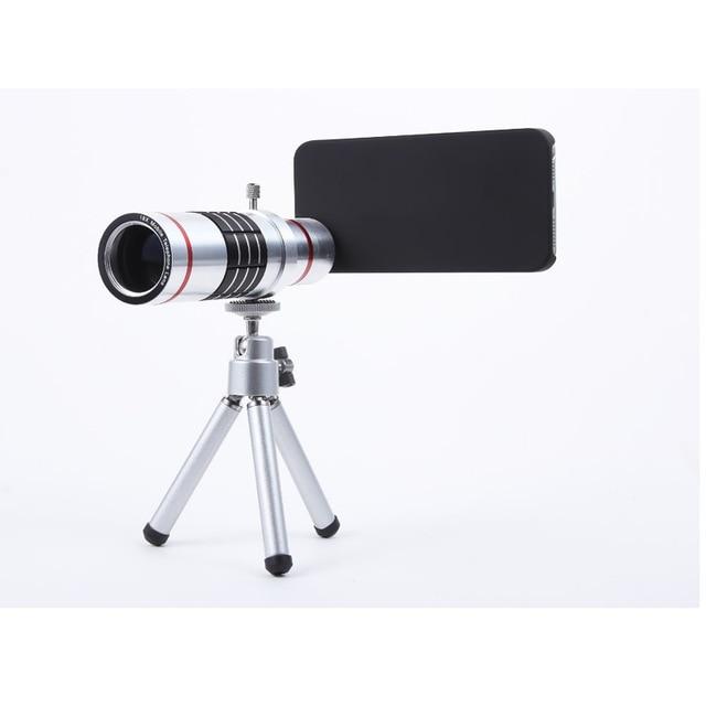 e0f3591d3d6f7e Free Shipping Universal 8X Optical Zoom Telescope Camera Telephoto .