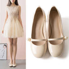Women pumps Sexy young girls high heels shoe 5 cm heel Size 34 39 Pearl and