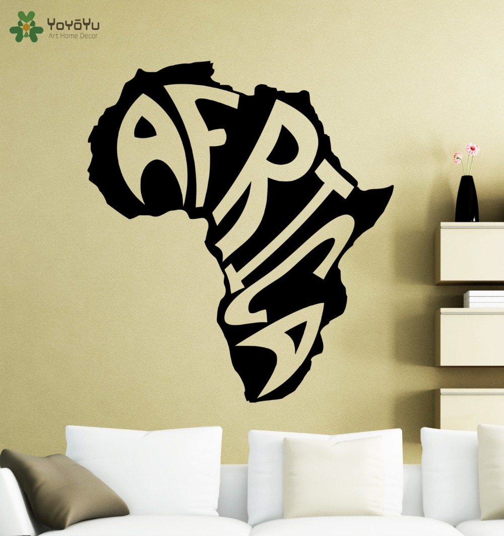 Buy wall stickers africa and get free shipping on AliExpress.com