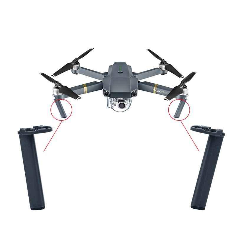For Dji Mavic Pro Drone Right Left Front Arm Cover Landing Gear Leg Repair Part Landing Gear Aliexpress