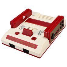 Powkiddy Retro clásico TV Mini puertos AV y HDMI consola de videojuegos HD incorporado 88 juegos con controlador inalámbrico 2,4G