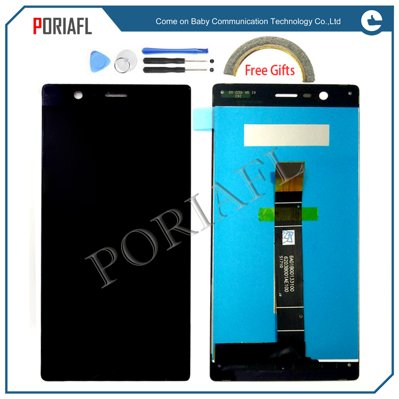 For Nokia 3 TA-1032 LCD Display + Touch Screen Digitizer Sensor Panel Pantalla Assembly Replacement For Nokia3 LCD writing