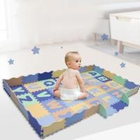 Baby EVA Foam Puzzle Play Mat /kids Rugs Toys carpet for childrens Interlocking Exercise Floor Tiles