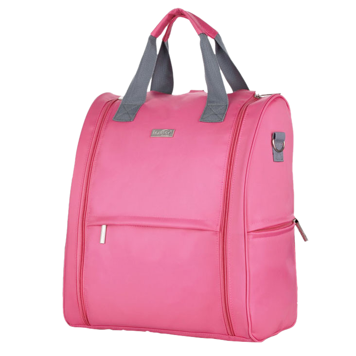 insular Baby Diaper Backpack Multifunctional Mommy Bag Backpack Changing Bags Pink