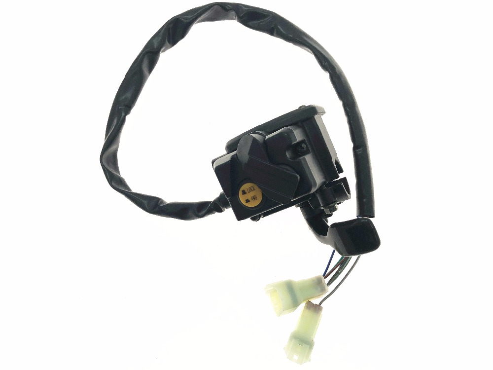 RIGHT HANDLE BAR SWITCH Two wheel drive and four drive switch for CF MOTO 500 CF800 X8/X5/X6 HISUN500 LONCIN500 ATV/QUADRIGHT HANDLE BAR SWITCH Two wheel drive and four drive switch for CF MOTO 500 CF800 X8/X5/X6 HISUN500 LONCIN500 ATV/QUAD