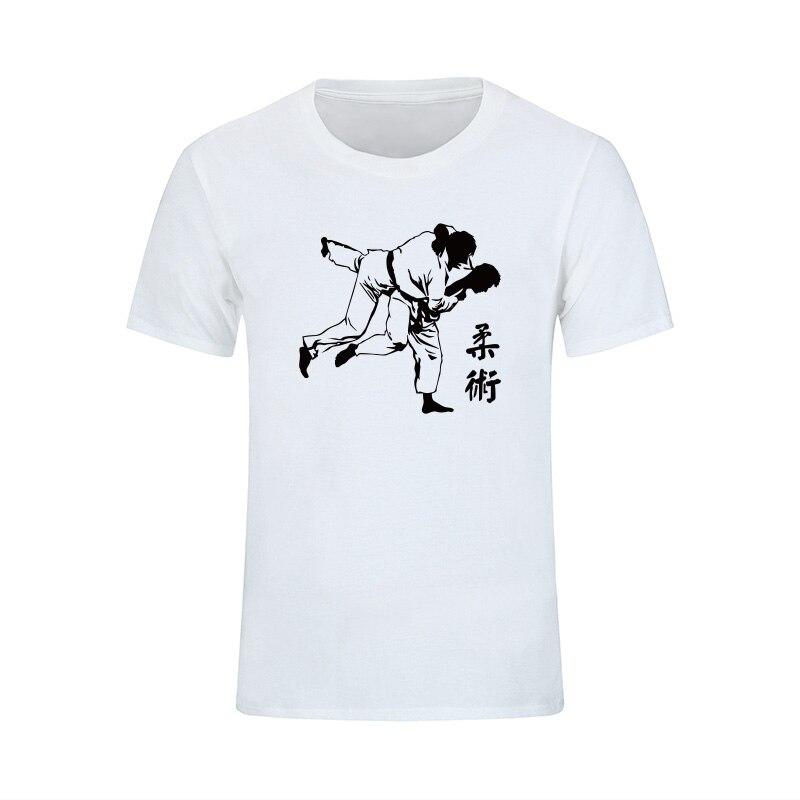 2017 Jiu Jitsu Cotton T font b shirt b font font b Men b font Summer
