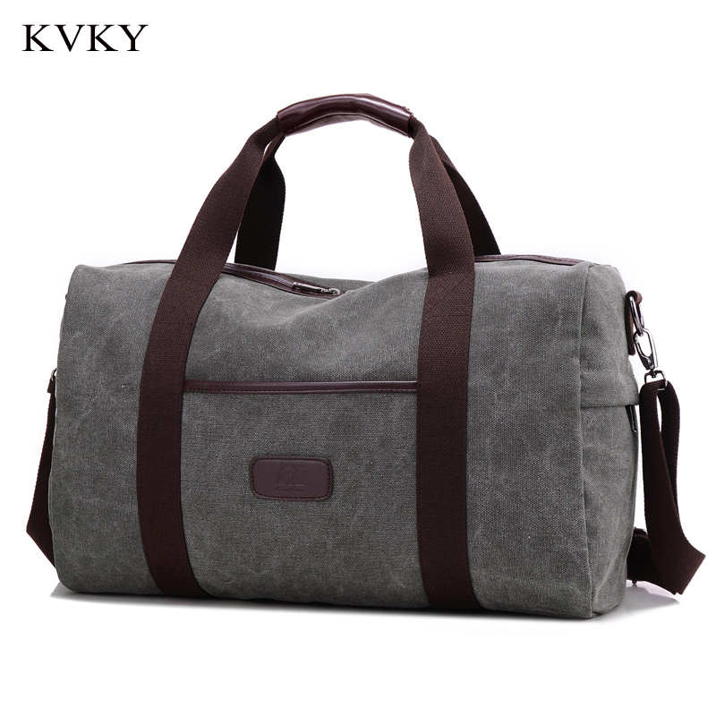 2018 New Men Messenger Bags Vintage high quality Canvas Shoulder Bag Handbags large capacity Travel casual male Crossbody Bags high quality multifunction canvas bag men travel messenger bags men crossbody brand vintage style shoulder bag ybb070
