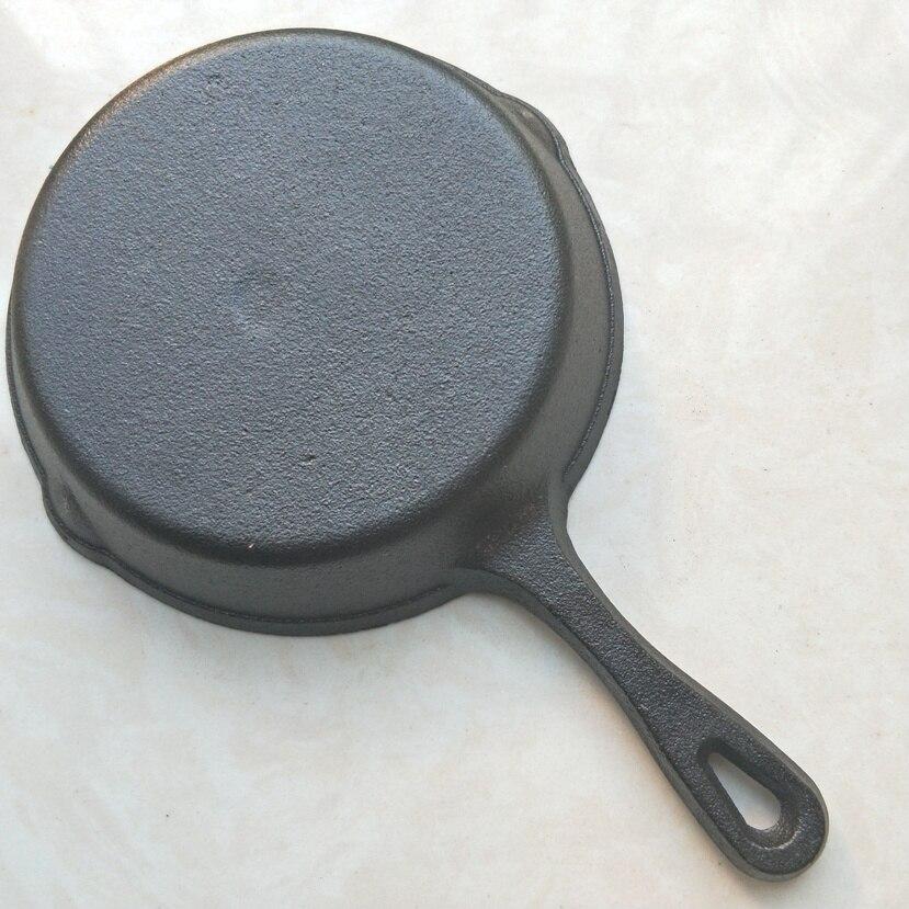 Cast Iron Skillet 16cm Frying Pan 3