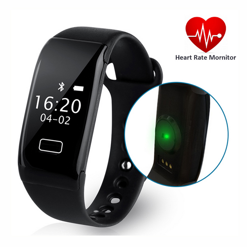 K18S Smart Wirstband K18S Heart Rate Monitor Passometer Activity fitness Tracker Smartband for IOS xiaomi Android