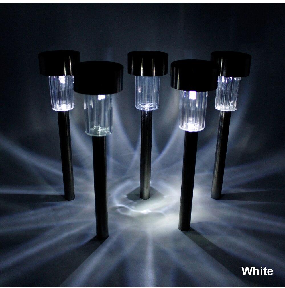 ar livre lâmpada solar para a luz