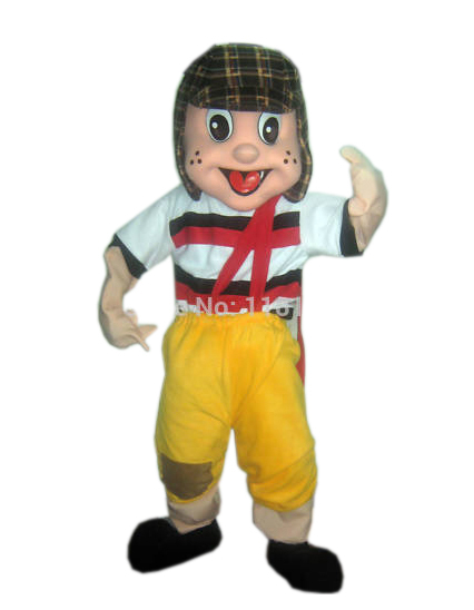 Costumes & Accessories Anime Costumes Aggressive El Chavo Del Ocho Mascot Costume Custom Fancy Dress Anime Cosplay Kits Mascotte Theme Carnival Costume
