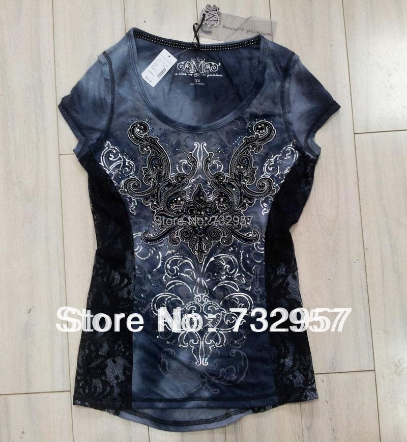 New wholesale famous brand women fashion t shirt