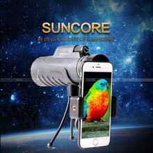 Monocular Zoom 12x50 BAK4 Prism Telescope HD night vision Binocular Hunting Scopes + Phone Clip Tripod Turizm Spyglass