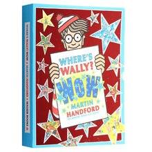 Libro en inglés de gran tamaño A4 para niños, 6 uds., Visión de observación, regalo para niños
