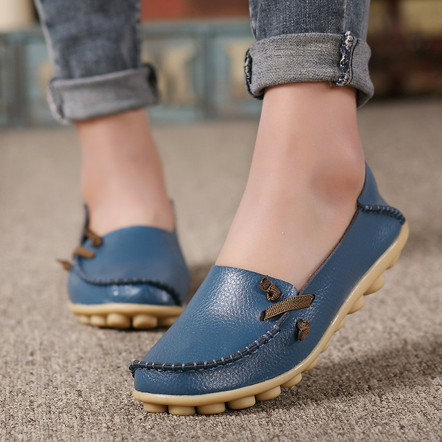 Soft PU leather flat Sneaker shoes 2018 Spring Summer Outdoor Women non-slip shoes Casual superstar Women home slips shoes hellyhansen women s outdoor casual shoes leather shoes flat shoes