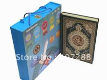 Sagrado corán islámico pluma para el ramadán, 4 GB de memoria, carga de envío libre