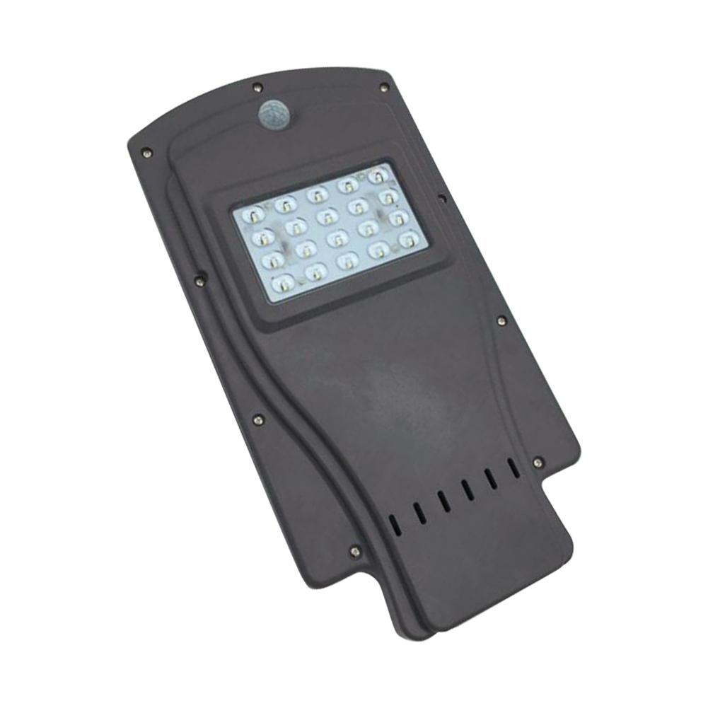 все цены на 20W LED Solar Street Light Outdoor Waterproof IP65 Solar Panel Led Light Garden Yard Street Lamp radar sensor + light control
