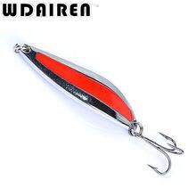 1Pcs Metal VIB Lures 4.7cm 7g Vibration Spoon Fishing Lure Bass VIB artificial bait cicada lures vib bait NE-455