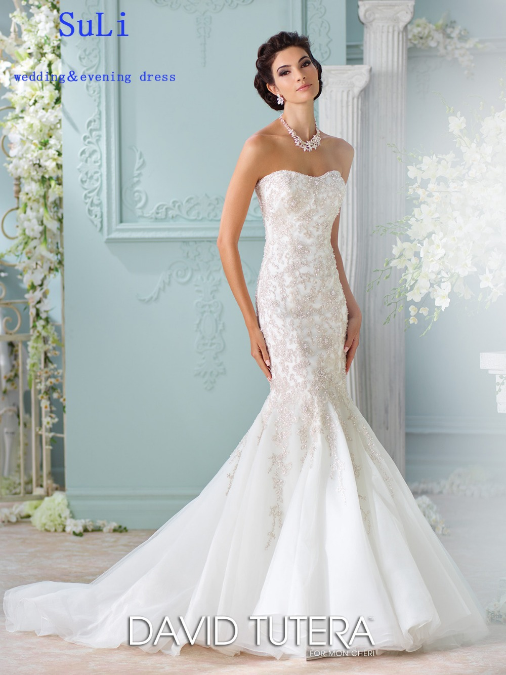Fine Bridal Gown Clearance Ornament - Ball Gown Wedding Dresses ...