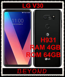 "LG V30 H931 Unlocked GSM 4G LTE Android Octa Core RAM 4 GB ROM 64 GB 6.0 ""16MP"