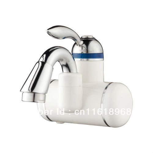2000w 220v(50hz)  Tankless Instant Electric Water Heater Tap Faucet