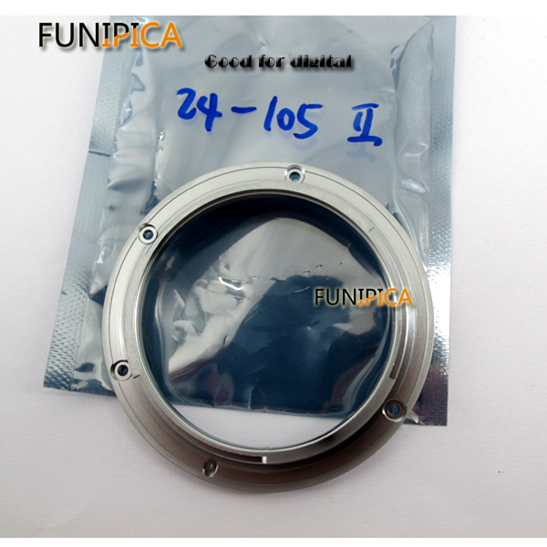 New Lens Bayonet Mount Ring For Canon EF 24 105 mm II mount 24 105mm 1:4 L IS II USM Repair Part (Gen 2)-in Len Parts from Consumer Electronics    1