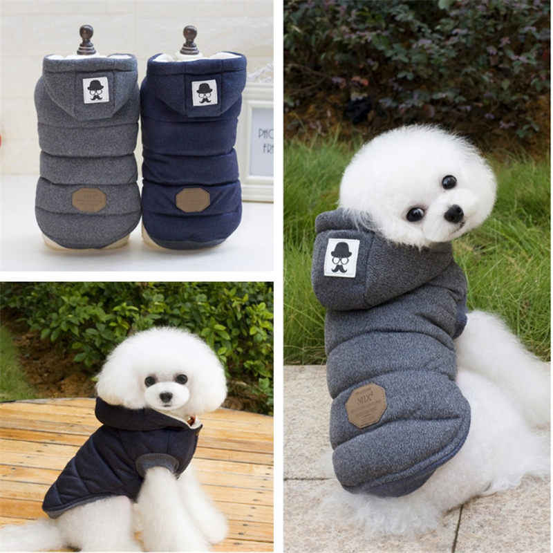 Winter dog clothes Coats Jackets Costume Pet Clothing for dog Puppy Clothes for Chihuahua York chihuahua dog clothes Hoodies