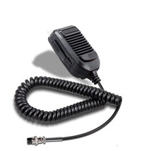 HM-36 Handheld Microphone 8 Pin Speaker PTT Mic For ICOM HM36 IC-718 IC-775 IC-7200 IC-7600 IC-25 IC-28 IC-38 Car Mobile Radio(China)