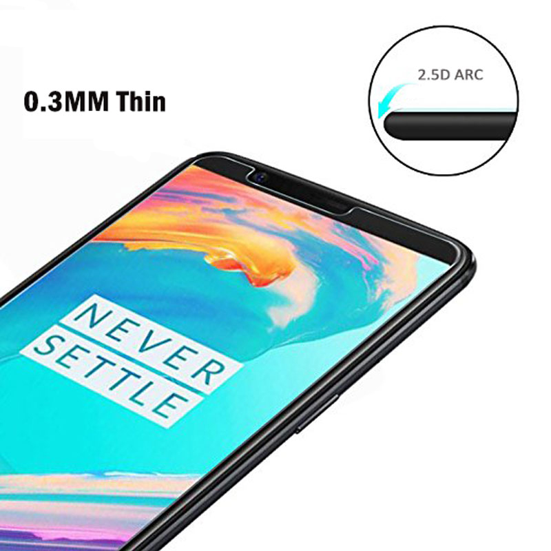 Oneplus 5T Glass oneplus 5t Tempered Glass Film 1+5T Not Full Cover Screen Protector Glass for OP 5T One Plus 5t Film 6.01 inch