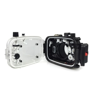 Image 5 - Meikon Waterproof Underwater Housing Camera Diving Case for Canon G7X Mark II WP DC54 G7X 2
