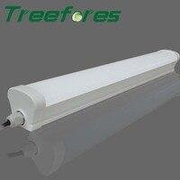 T8 LED Tri-תאורת הוכחת IP65 CE RoHS UL באטן גוף תאורה צינור מנורת 0.6 m 1.2 m 4FT 20 W 36 W פרויקט בנייה שוק משרדי אור