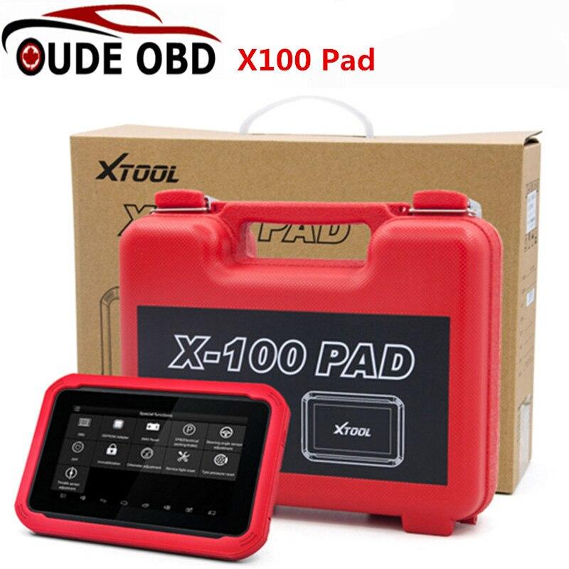 Original XTOOL X100 PAD Diagnostic Tool X 100 X 100 Auto ...
