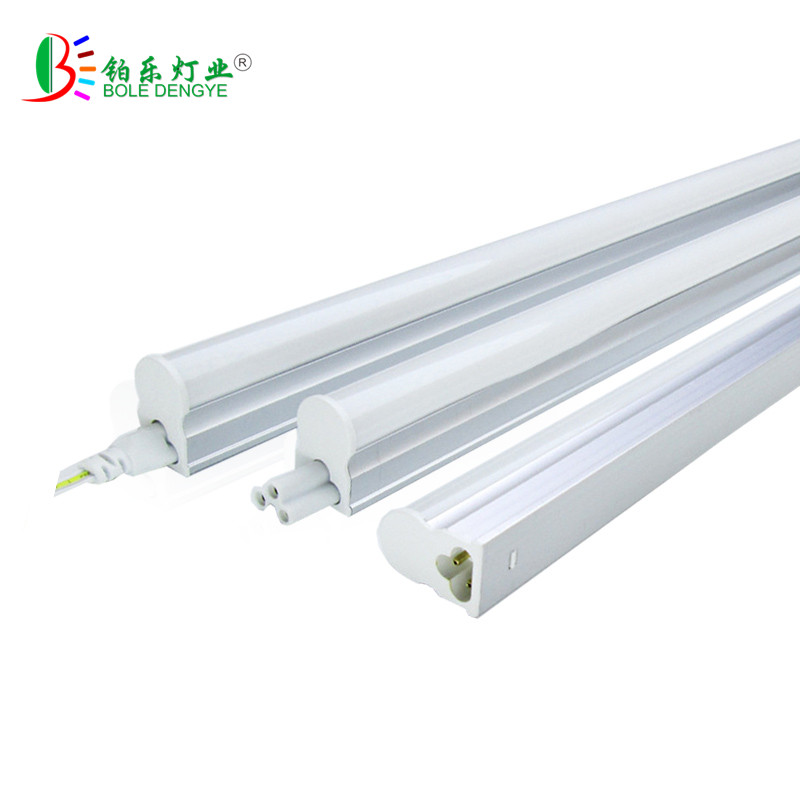 <font><b>LED</b></font> Tube T5 <font><b>T8</b></font> Integrated Light 1FT 2FT <font><b>LED</b></font> Fluorescent Tube Wall <font><b>Lamp</b></font> 6W 10W Bulb Light Lampara Cold Warm White 100V- 265V image