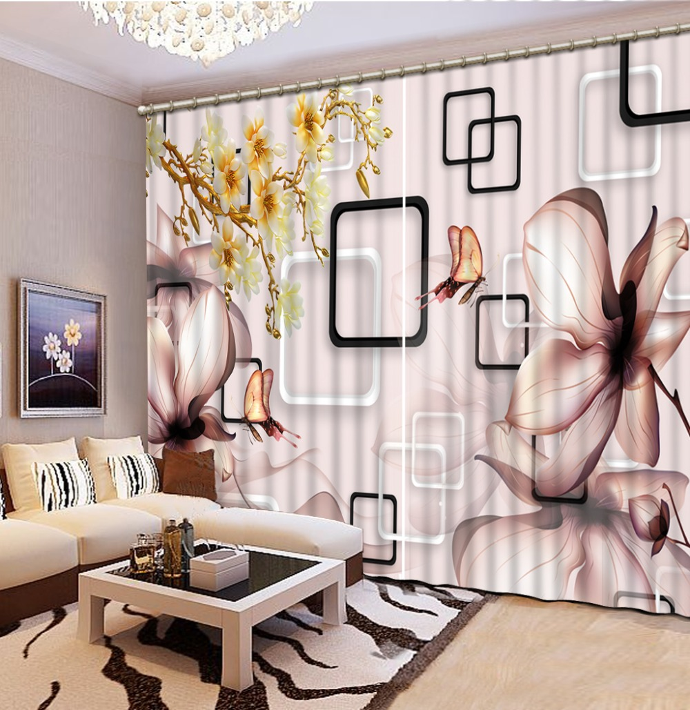NoEnName_Null High Quality 3D Printing Curtains Chinese Luxury 3D Window Curtains Bedroom Living Room Printing Curtains  CL-D039NoEnName_Null High Quality 3D Printing Curtains Chinese Luxury 3D Window Curtains Bedroom Living Room Printing Curtains  CL-D039