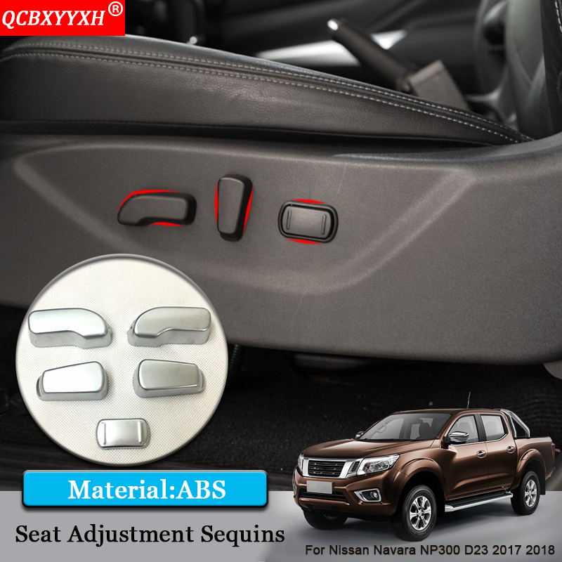 Hot Sale Qcbxyyxh Car Styling Car Interior Seat Adjustment