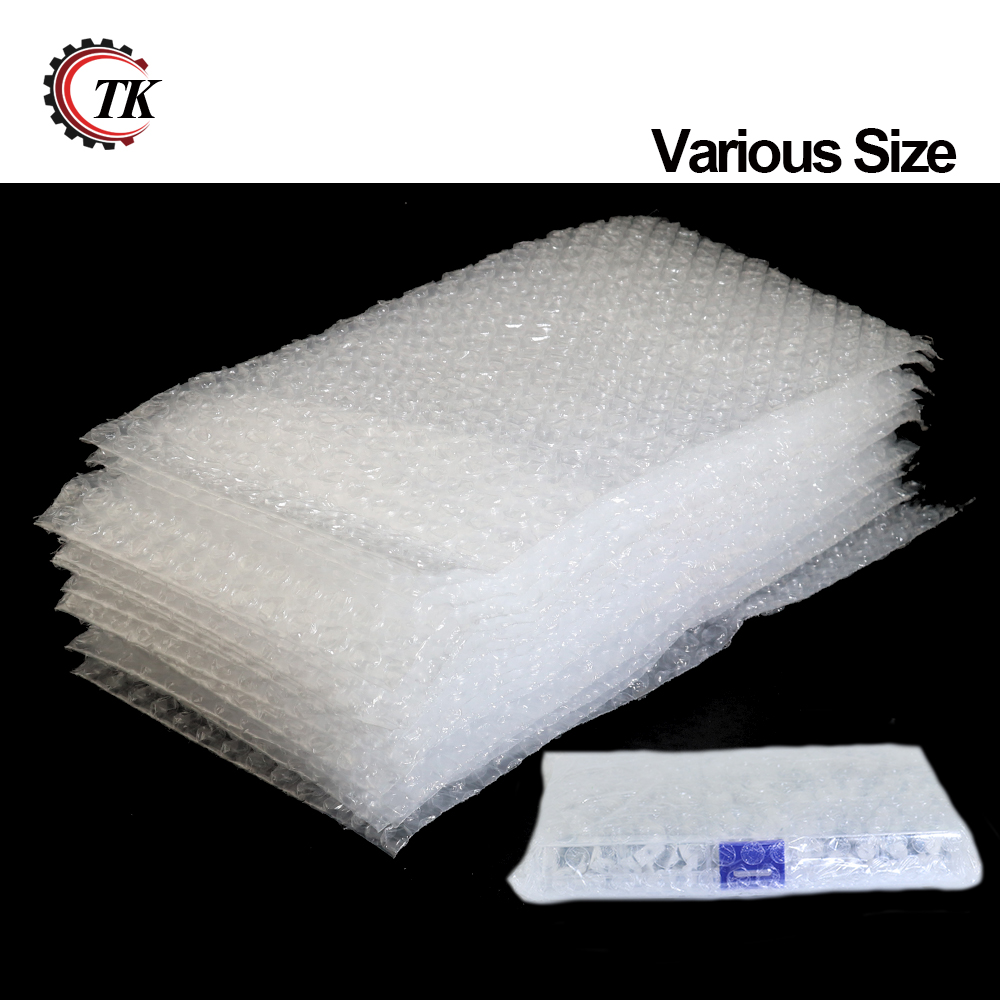 Bubble-Bags Cushioning Foam-Packing Bubble-Protective-Wrap 50pcs Transkoot Bolsa Schaum