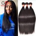Brasileira 7a cabelo virgem pacotes tecer cabelo humano em linha reta 3 pacotes cabelo brasileiro mink cabelo liso brasileira gossip girl