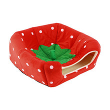 Practical Foldable Soft Sponge Bed | Strawberry Shape