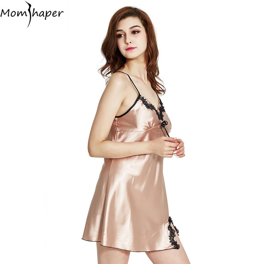 Satin Night Dresses Promotion-Shop for Promotional Satin Night ...