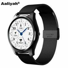 [Aaliyah] умные часы Синхронизация Notifier поддерживает подключение Bluetooth 4,0 мобильные телефоны Android IOS смарт часы