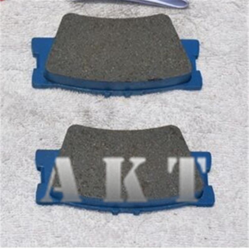 Plaquettes de frein arrière pour Toyota 2007-2011 CAMRY ACV40 Lexus ES240 ES350 référence.: 04466-33180 pièces d'auto de voiture