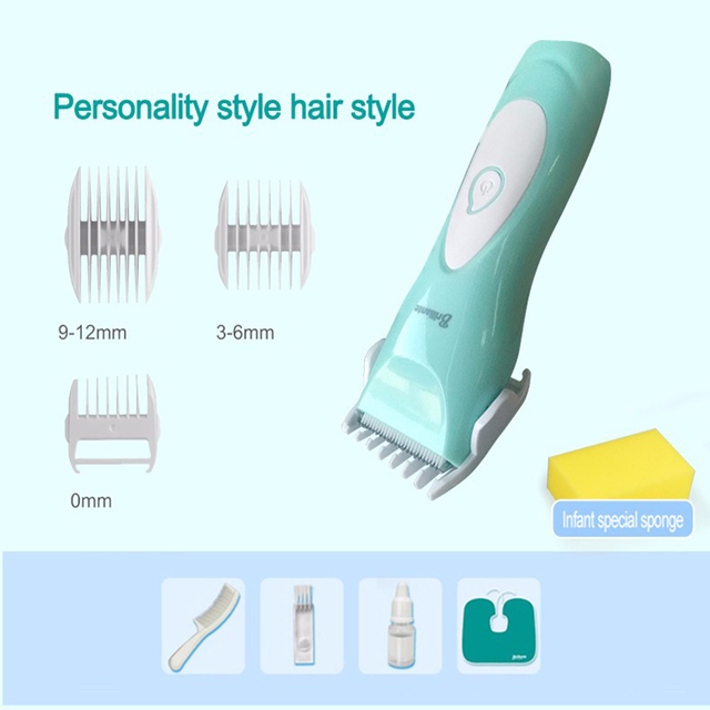 Haier Brillante Rechargeable Electric Hair Clipper For Baby