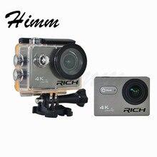 Rich M952 2.0inch sport camera 34k spca6330 170 degree USB2.0 900mah battery wifi have many language