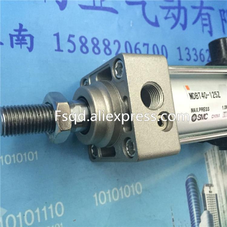 MDBT40-125Z SMC air cylinder pneumatic cylinder air tools MDBF series smc cds1cn180 165 air cylinder pneumatic air tools smc series