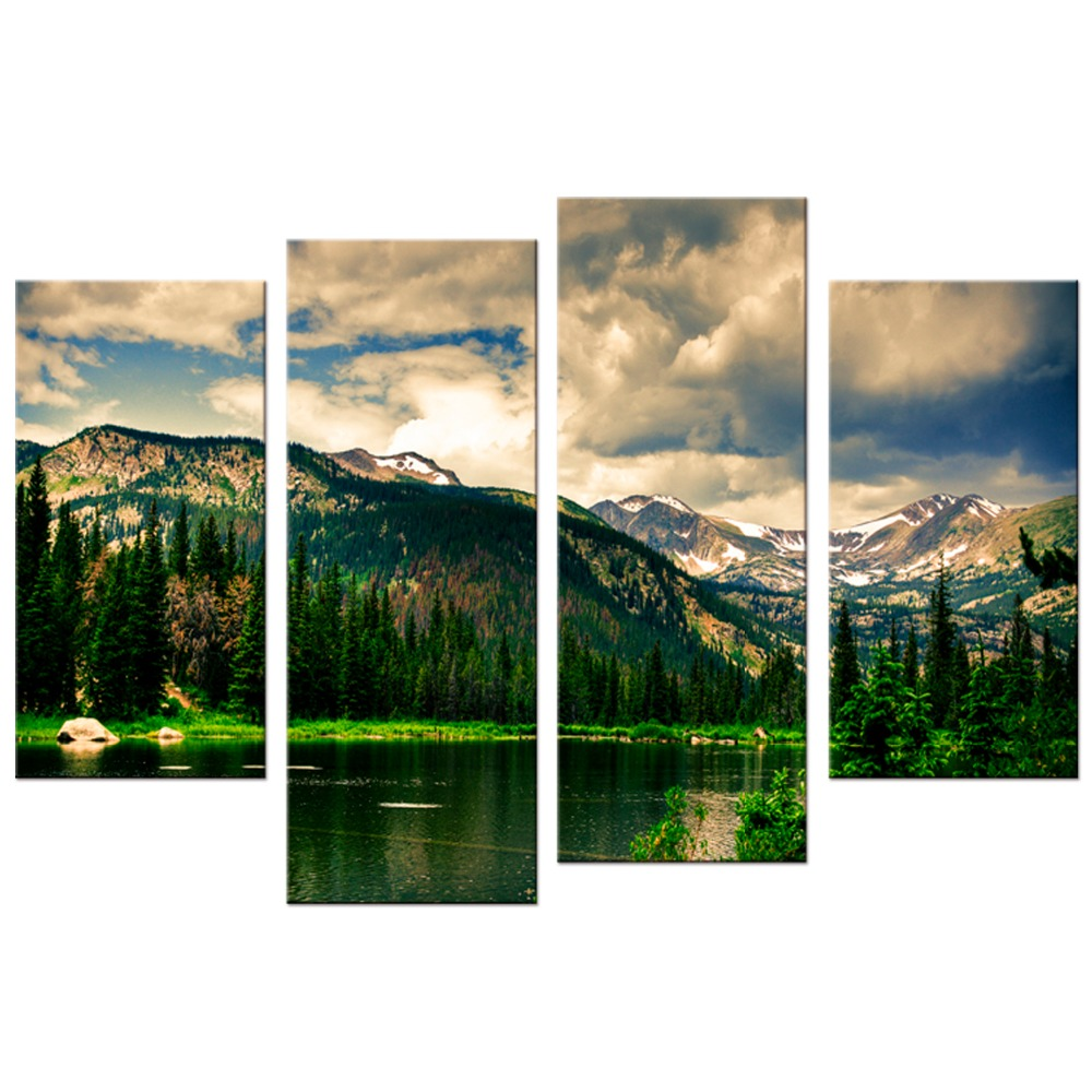 Nature Wall Decor online get cheap nature wall painting -aliexpress | alibaba group