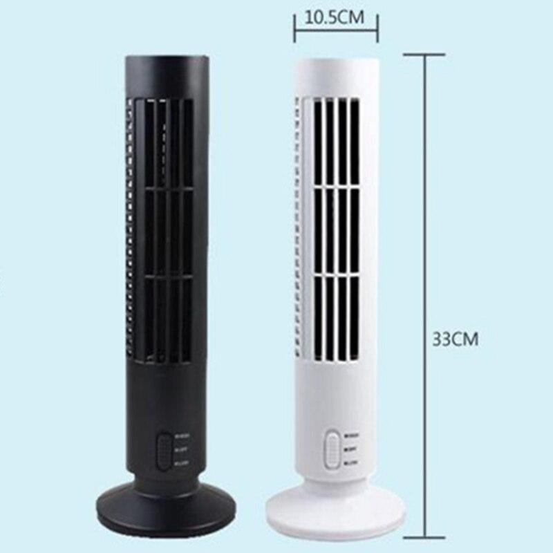 Bubble Rain A60 USB Mini Bladeless Fan No Leaf Air Conditioner