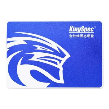 Kingspec 2,5 дюймов SSD SATA III 3 6 ГБ/сек. SATA 2 SSD 128 ГБ твердотельный накопитель SSD 7 мм супер тонкий ssd hdd 120 ГБ дропшиппинг MAX1TB