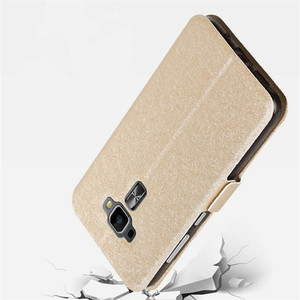 Image 5 - Asus Zenfone 3 ZE520KL Case Op Asus Zenfone 3 4 Deluxe ZE552KL ZS570KL ZE554KL Cover Luxe Flip Window Originele Lederen case
