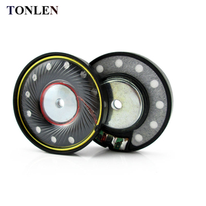 TONLEN 2PCS 40mm Headset Earph